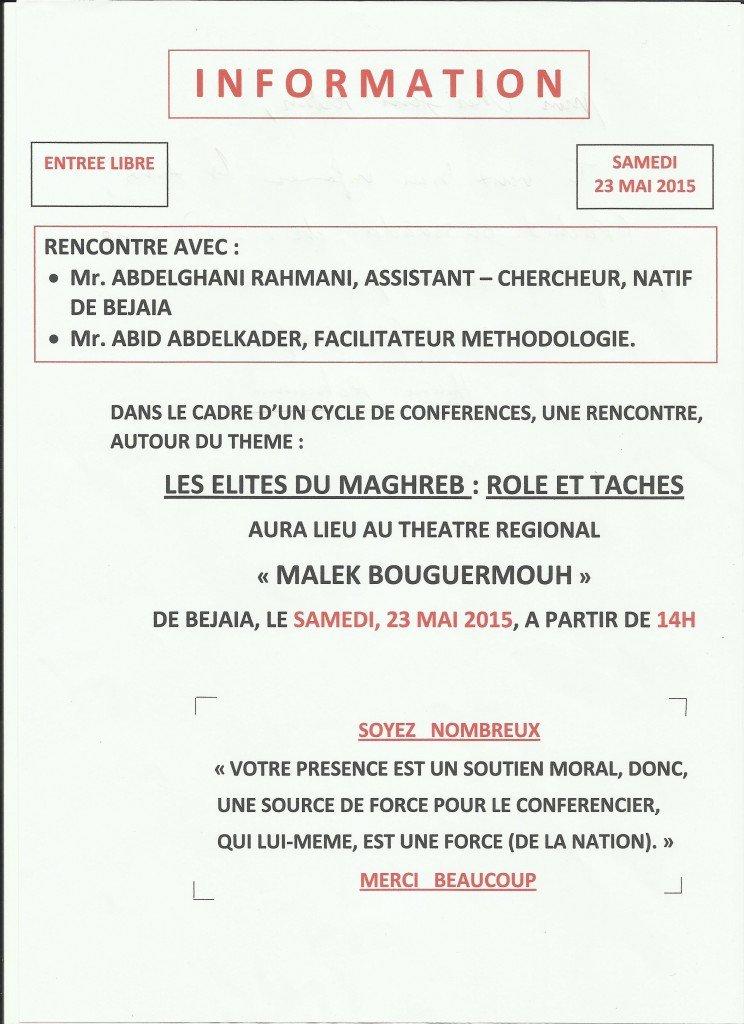 Information 001
